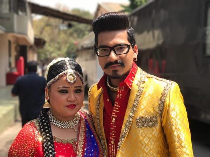 Bharti Singh Wedding