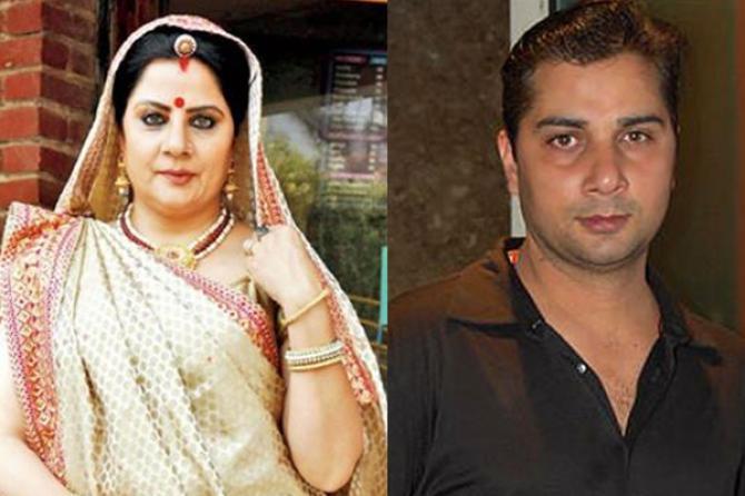 Alka Kaushal and Varun Badola