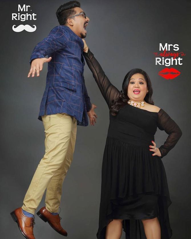 Bharti Singh Pre Wedding Video