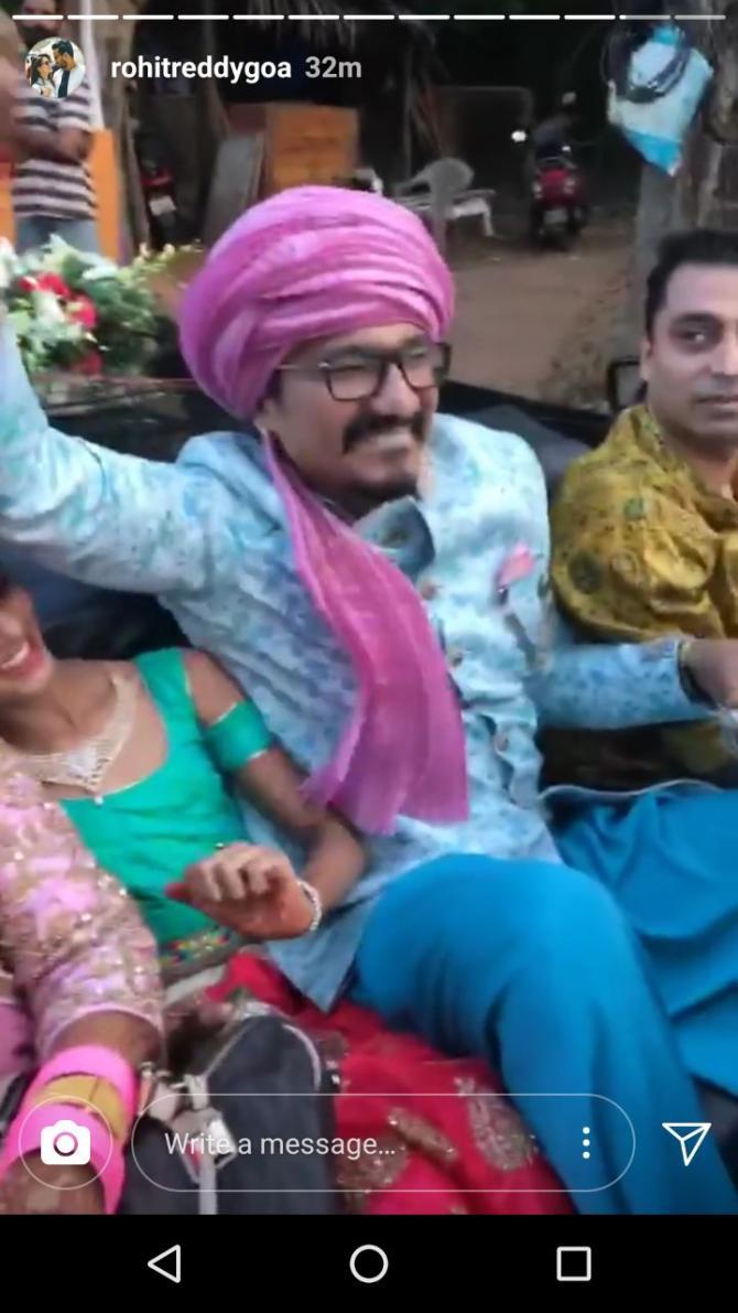 Bharti Singh Haarsh Limbachiyaa Wedding