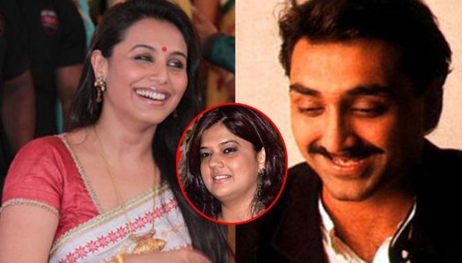 Rani Mukherjee Is Considered To Be The Reason For Payal Khanna And Aditya Chopra Divorce