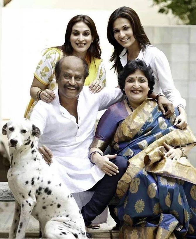 Rajnikanth Love Story