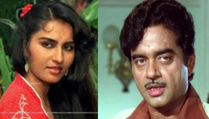 Shatrughan Sinha Reena Roy Love Affair