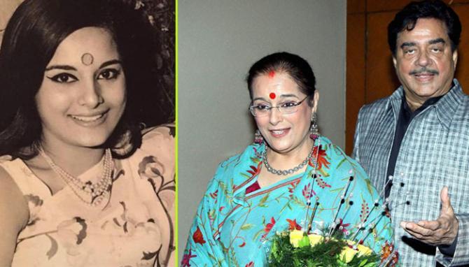 shatrughan sinha and reena roy relationship