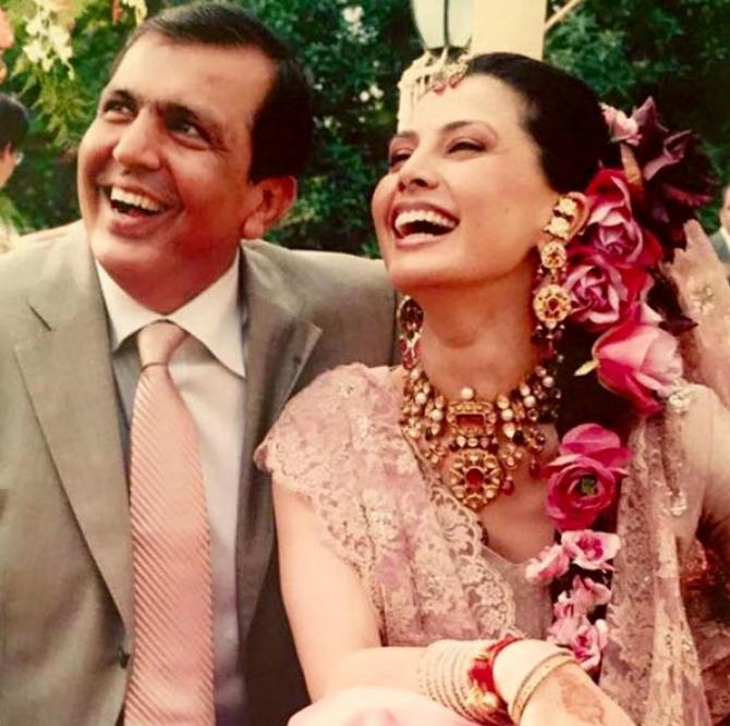 6 Famous Indian Fashion Designers And What They Wore On Their Own Wedding