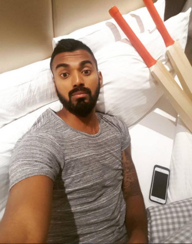 Is Our Indian Cricket Team Opener Kl Rahul Dating This Beautiful Anchor