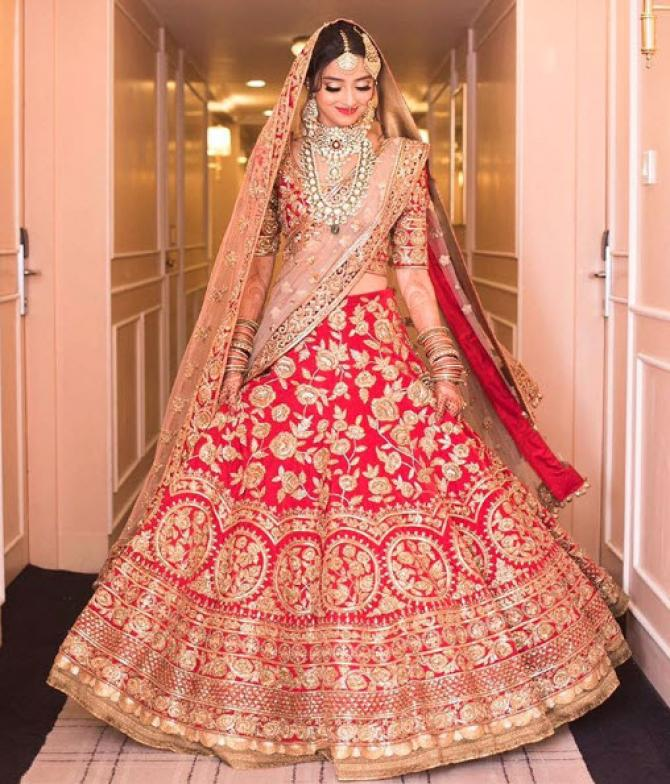 Wedding Gowns Indian: 10 Fashion Designers To Stalk On Instagram For Bridal