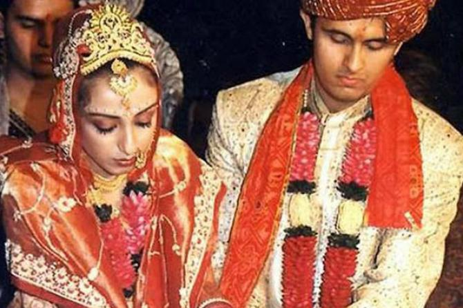 Sonu Nigam with wife Madhurima
