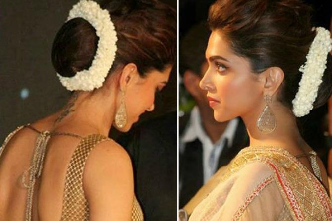 10 Gorgeous Gajra Hairstyles To Dazzle At Your Besties Wedding