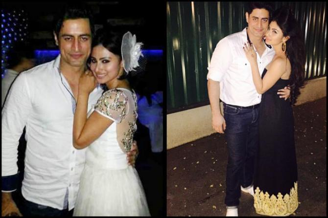 Indian tv couples who are dating in real life