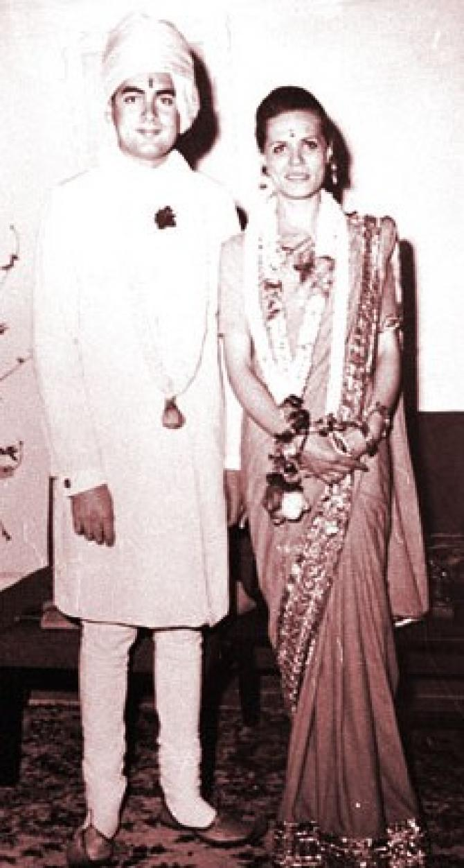 Destined To Be Together Unheard Love Story Of Rajiv Gandhi And