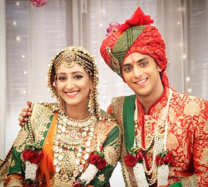 Kinshuk Vaidya Of 'Ek Rishta Sanjhedari Ka' Fame Confirms ...  Kinshuk Vaidya ...