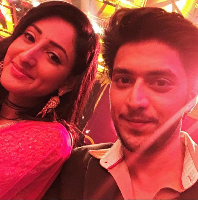 Kinshuk Vaidya Dating Co-Star Shivya Pathania