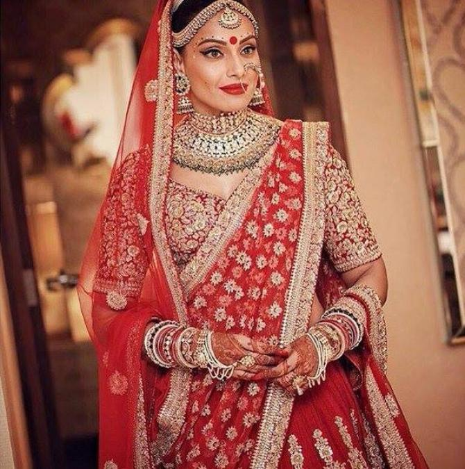 5 Ways In Which The Colour Red Is Deeply Connected To Indian Weddings