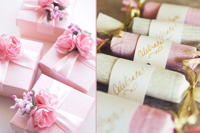 Packing Ideas For Wedding Gifts: 5 Customised Packing Ideas For Your Wedding Gifts