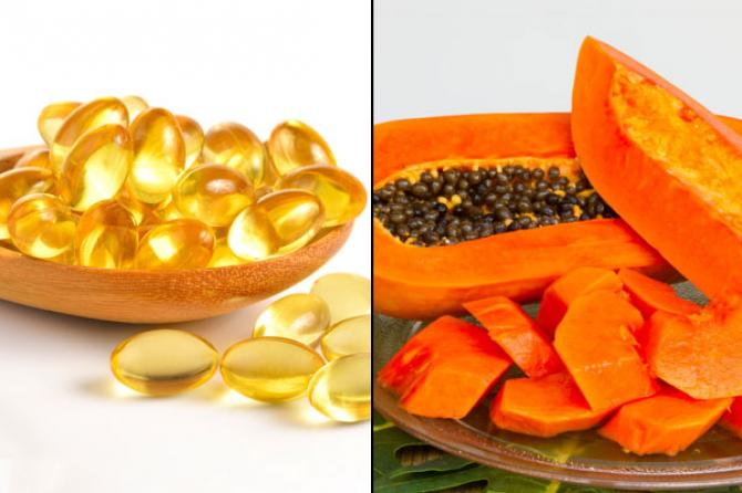 How to apply Vitamin E capsules on your face for glowing skin?