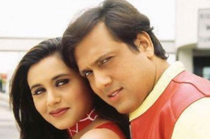 Govinda and Sunita Ahuja / Hadh Kar Di Aapne