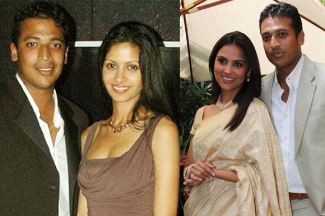 Mahesh Bhupathi, Shvetha Jaishankar and Lara Dutta