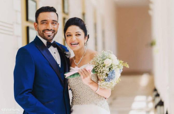 Sacred Rituals of an Indian Christian Wedding