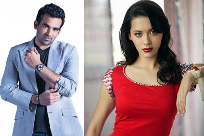 Indian Actresses Infamous Affair With Cricketers