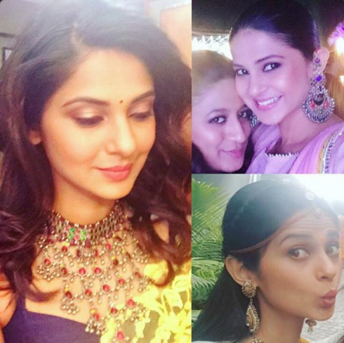 Jennifer Winget Opens Up About Her Equation With Ex ...