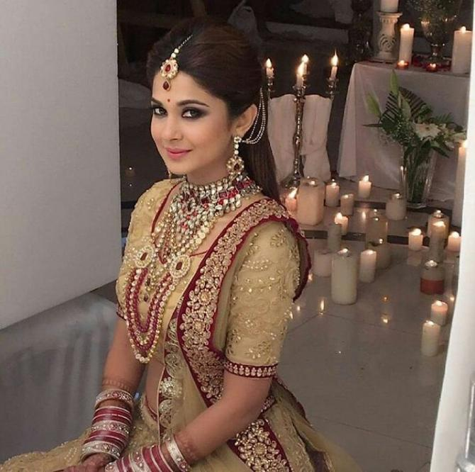 Complete Golden Wedding Lehenga Style Guide For Brides