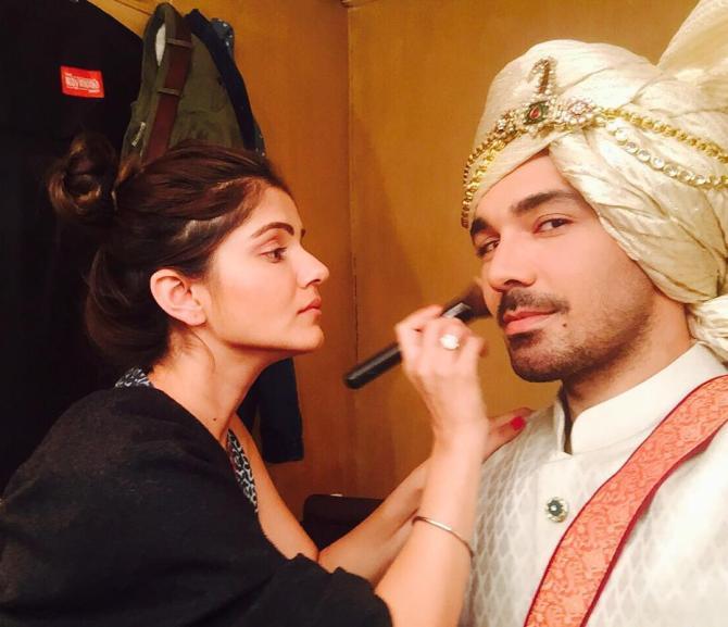 Rubina Dilaik And Abhinav Shukla Love Story
