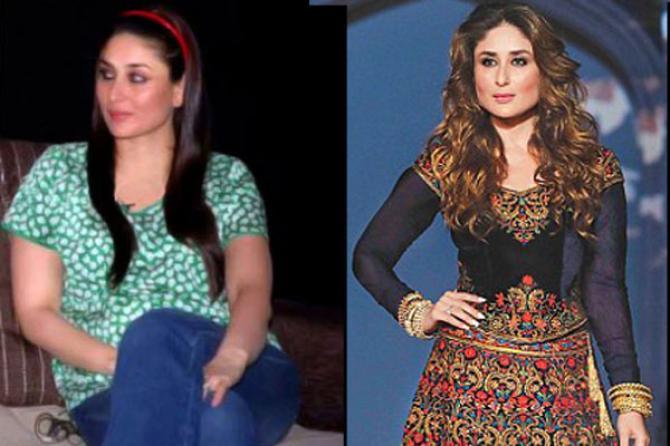 Kareena Kapoor weight loss