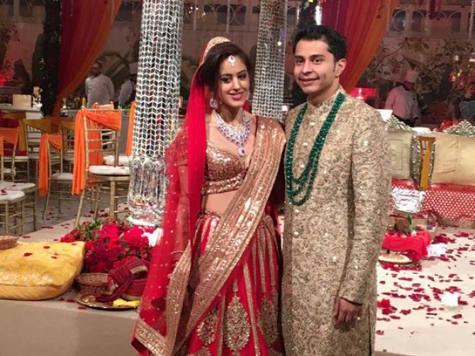 Big Fat Indian Wedding Of Rohan Mehta