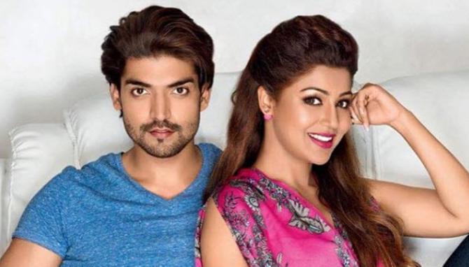 Cutest Proposal Stories Of Television Celebrities ... Gurmeet Choudhary And Debina Bonnerjee Love Story