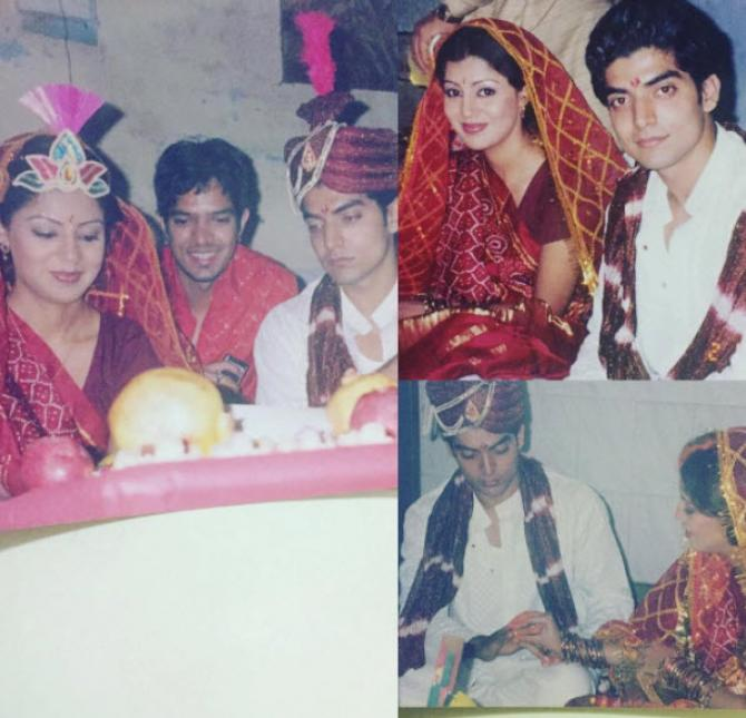 9 Cutest Proposal Stories Of Television Celebrities Which ... Gurmeet Choudhary And Debina Bonnerjee Love Story