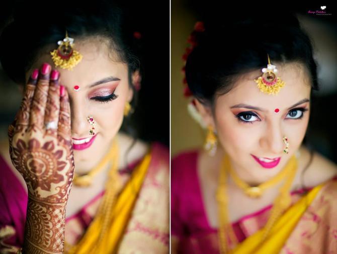 back mehedni design Anoop Padalkar Photography