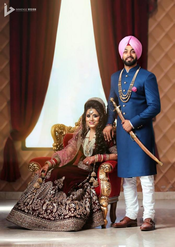 These Sikh Grooms Pics Show Why They Make Hottest Grooms