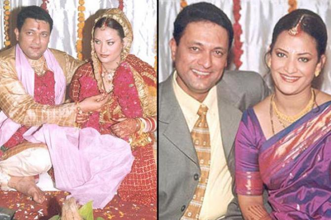 Kiran Karmakar and Rinku Dhawan
