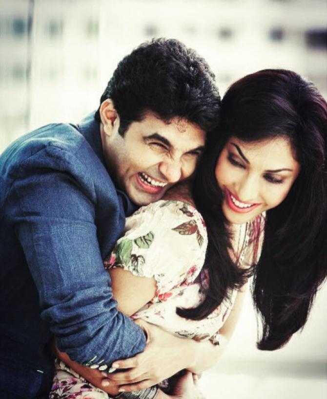 Mazhar Sayed and Mouli Ganguly
