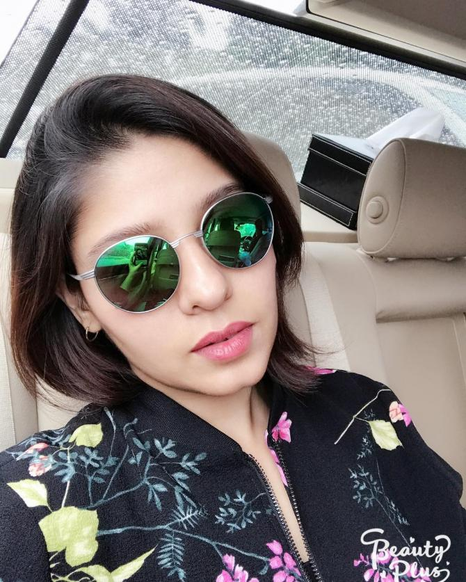 Sunidhi Chauhan Has Give Us All The Reasons To Drool