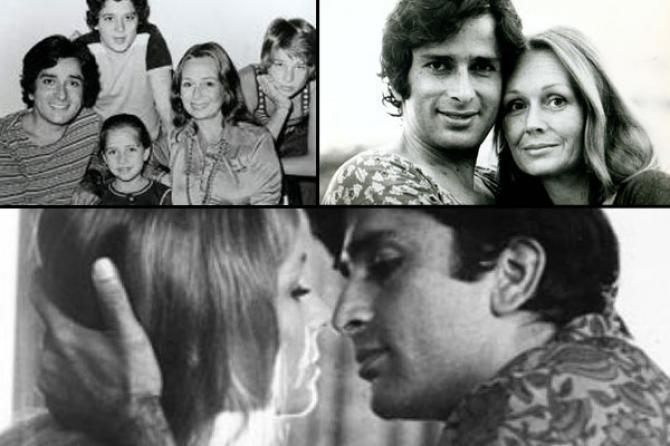 Shashi Kapoor Jennifer Kendal