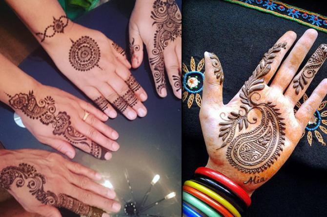Moroccan Mehndi Patterns : Moroccan henna heymorocco
