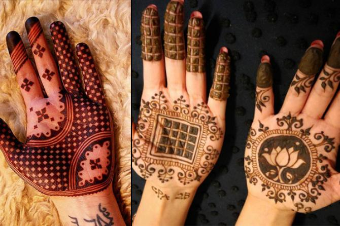 10 Creative And Unique Moroccan Mehendi Designs That All Brides To