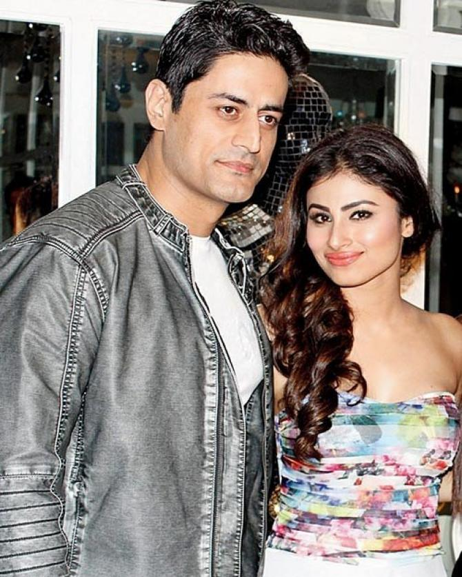 Mohit raina and sonarika dating