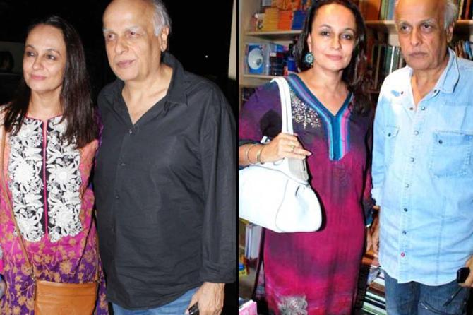mahesh bhatt with wife soni razdan