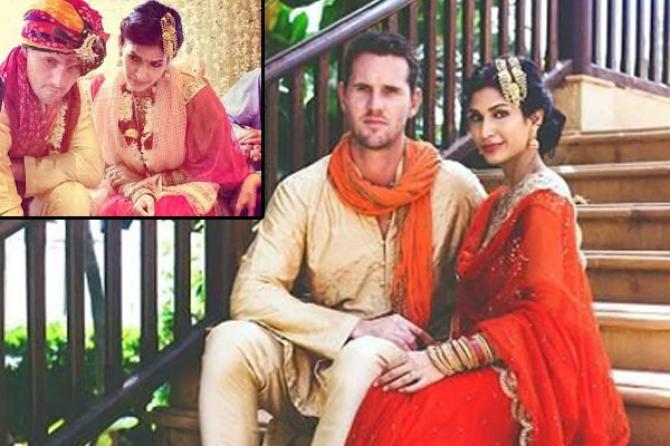 Shifanjali Rao Shifanjali Rao dating an Australian cricketer