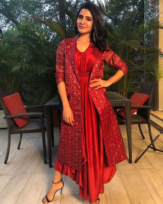 Samantha Ruth Prabhu First Wedding Anniversary Wish For Naga Chaitanya