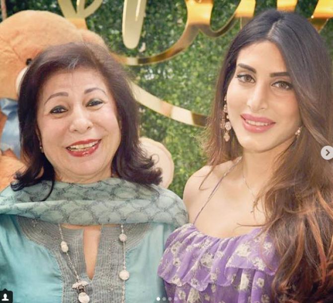 Karisma Kapoor ex husband sunjay kapur wife Priya kapur baby shower pics