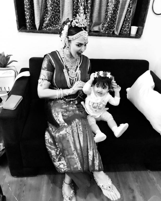 Esha Deol With Radhya Takhtani
