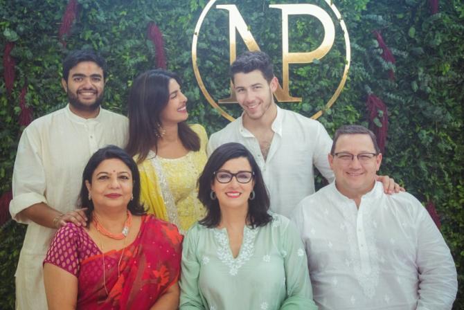 Priyanka Chopra To Visit Jodhpur With In Laws Before Her Wedding
