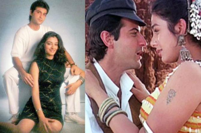 Tabu And Sanjay Kapoor Love Affair