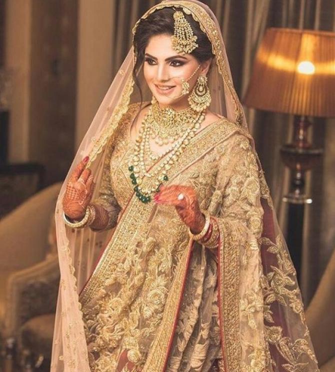 Punjabi Wedding Dress