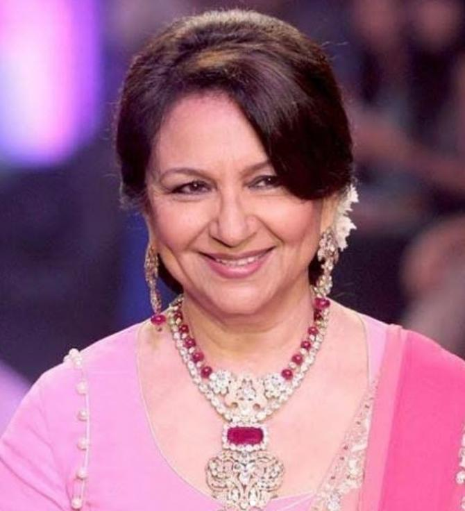 latest one to finally connect with her former daughter-in-law was Sharmila Tagore