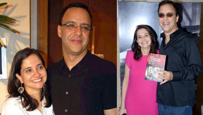 Twice Lucky In Marriage Before Marrying Anupama Chopra Matrimonial
